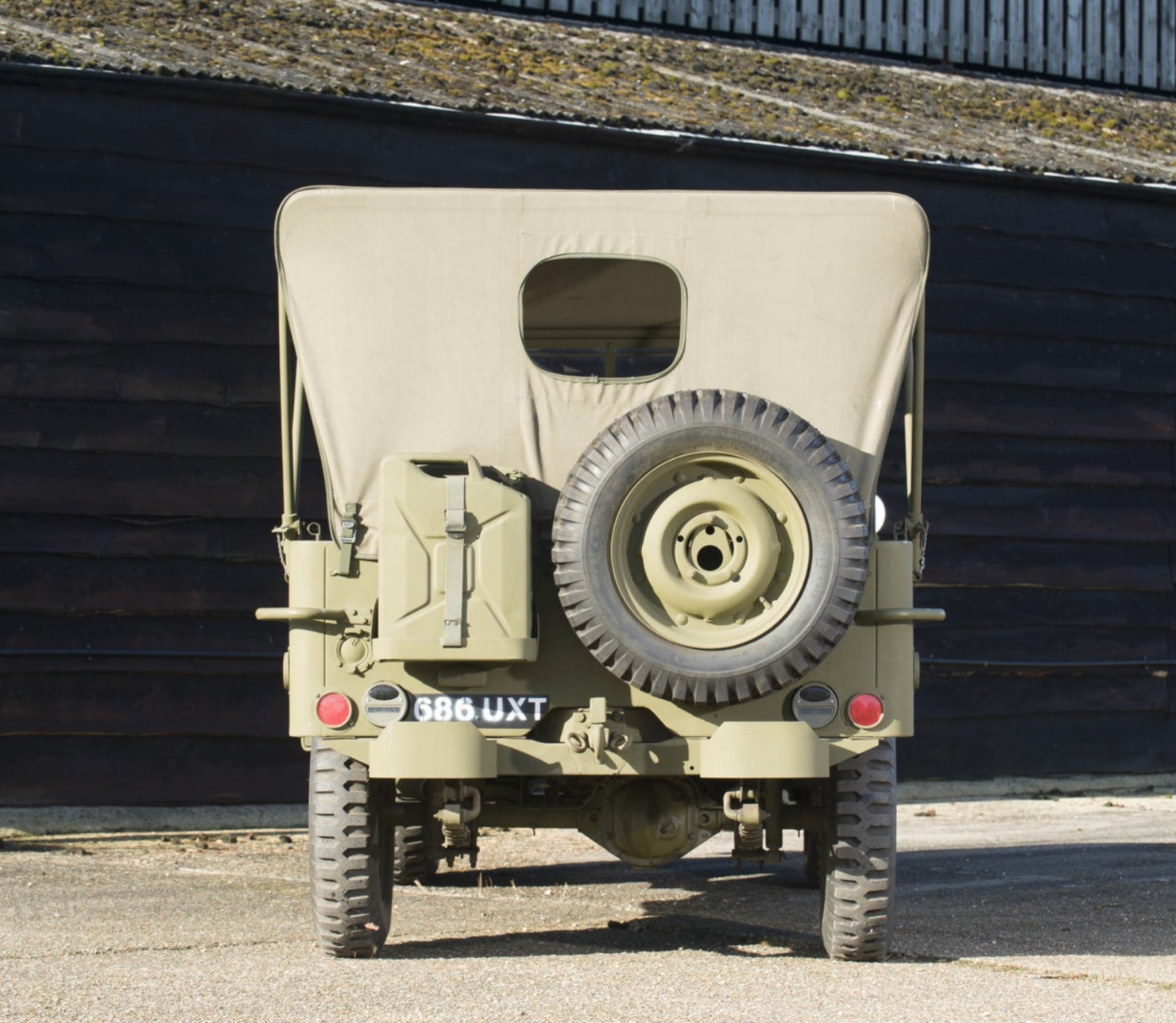 Willys Jeep 9