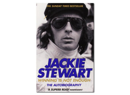 Winning Is Not Enough The Autobiography Jackie Stewart 450x330 - Winning Is Not Enough: The Autobiography Of Jackie Stewart