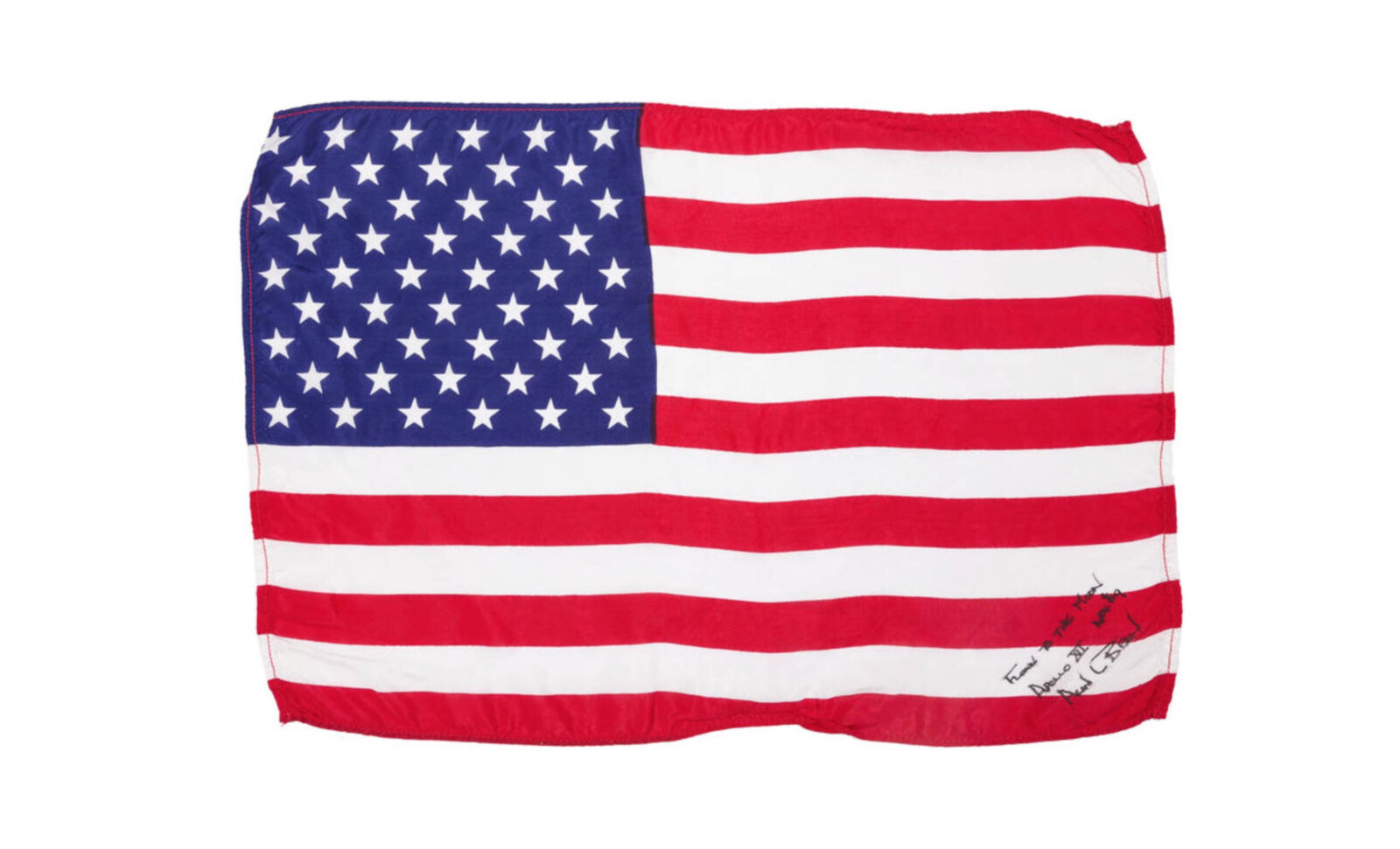 American Moon Flag Apollo 1600x971 - Apollo 12 Moon Flag