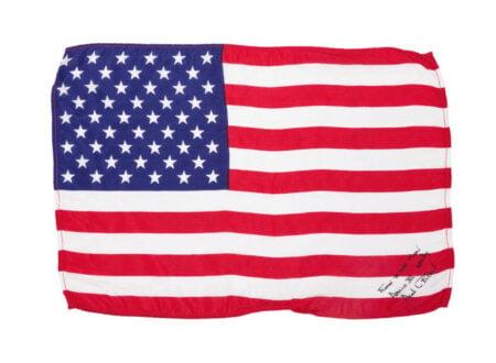 American Moon Flag Apollo