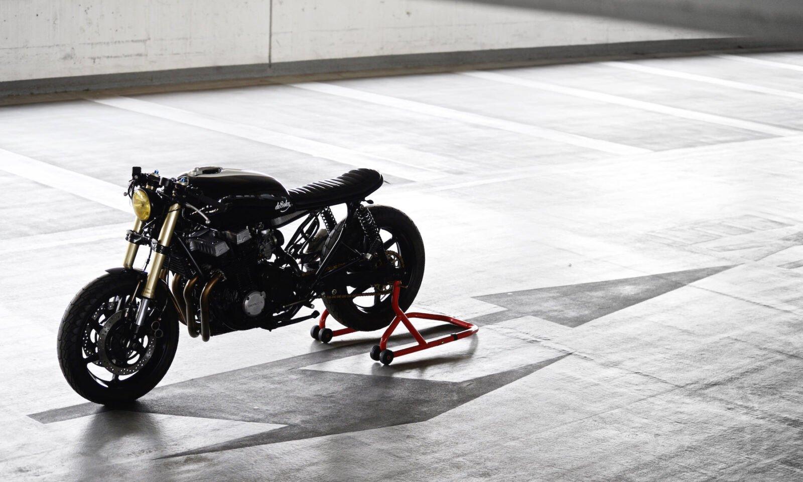 Honda CB750 Custom 17 1600x960 - Honda CB750 F2N by Debolex