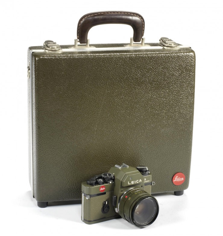 Leica R3 Safari Camera