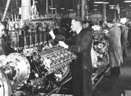 Men Bet Their Lives on It Packard Merlin Engine 450x330 - Men Bet Their Lives on It - Packard Merlin Engines
