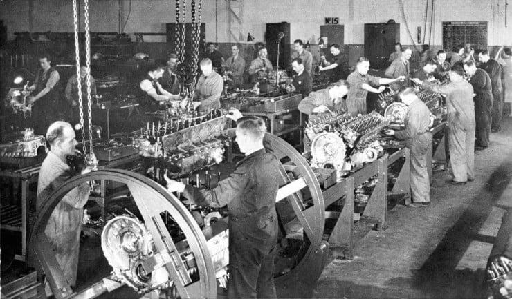Men Bet Their Lives on It - Packard Merlin Engines