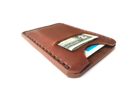 Minimalist Leather Wallet e1428301935792 450x330 - Minimalist Leather Wallet by Larsen and Ross