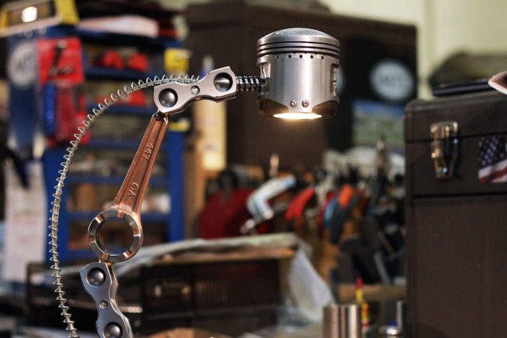 Motorcycle Lamp 4