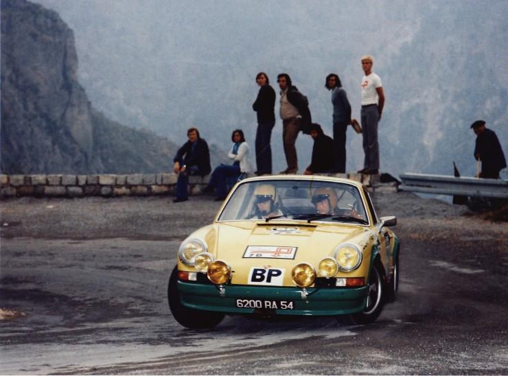 Porsche 911 Carrera Racing