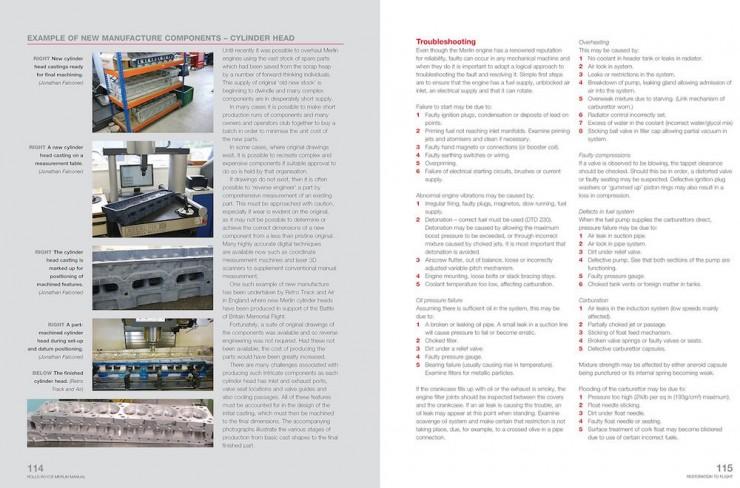 Rolls-Royce Merlin Owner's Workshop Manual 3