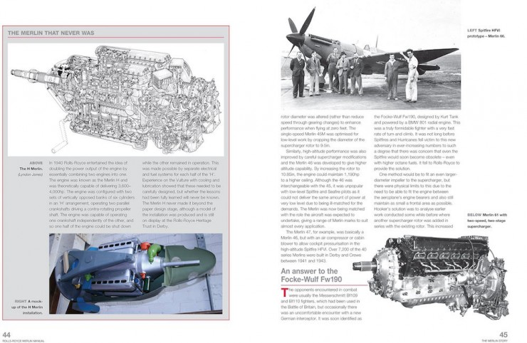 Rolls-Royce Merlin Owner's Workshop Manual 4