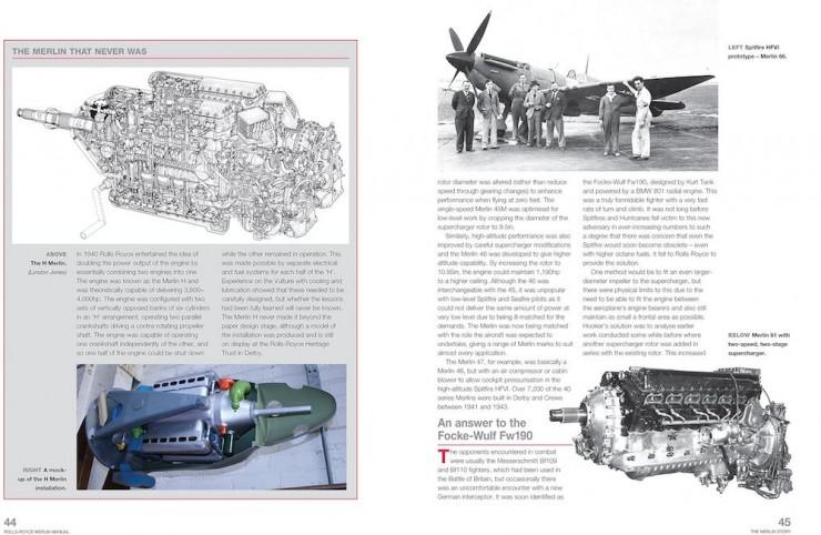 Rolls-Royce Merlin Owner's Workshop Manual 4