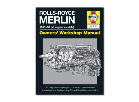 Rolls Royce Merlin Owners Workshop Manual 450x330 - Rolls-Royce Merlin Owner's Workshop Manual