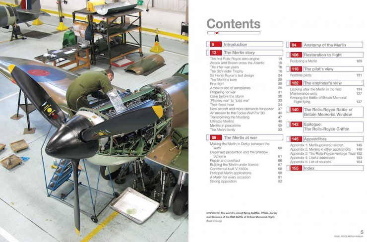 Rolls-Royce Merlin Owner's Workshop Manual 5