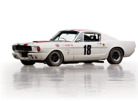 Shelby Mustang GT350 R 1 450x330 - 1965 Shelby GT350 R