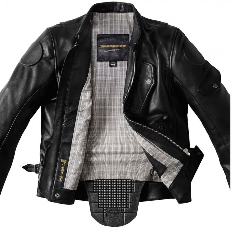Spidi Fandango Motorcycle Jacket 2