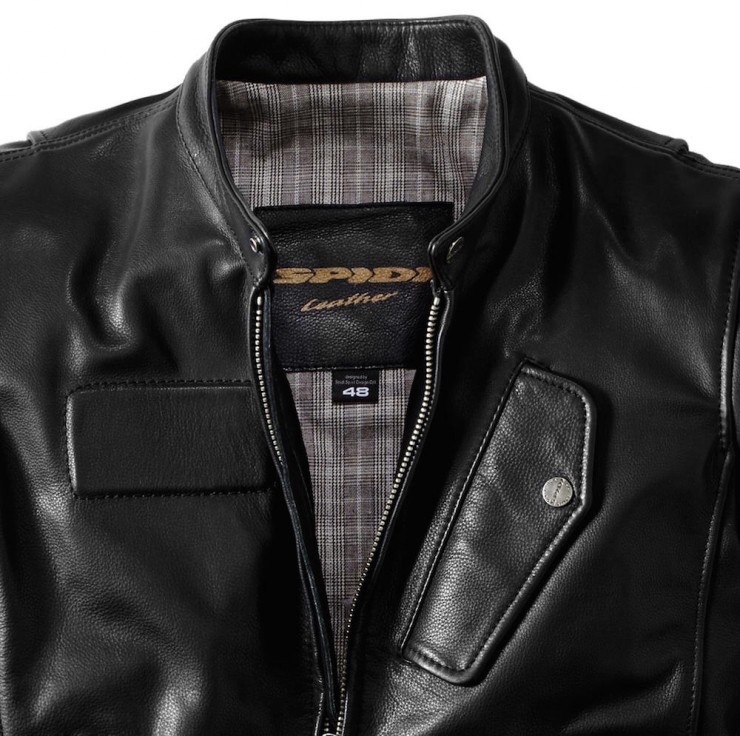 Spidi Fandango Motorcycle Jacket 4