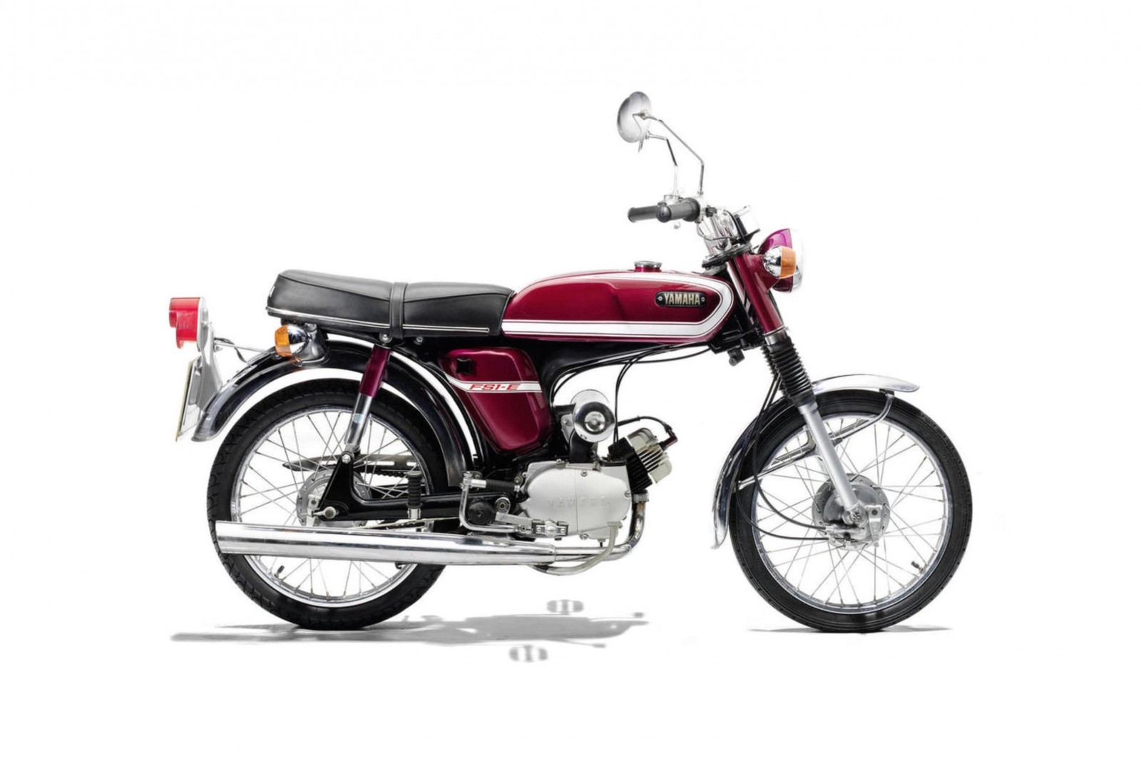 Yamaha FS1 E Moped 1600x1074 - James May's Yamaha FS1-E