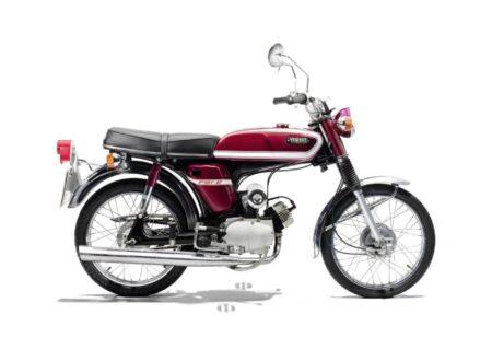 Yamaha FS1 E Moped 450x330 - James May's Yamaha FS1-E