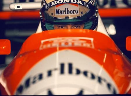 aryton senna 450x330 - Ayrton Senna Wallpaper