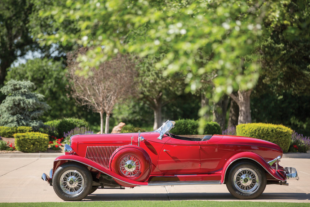 Auburn Twelve Salon Speedster