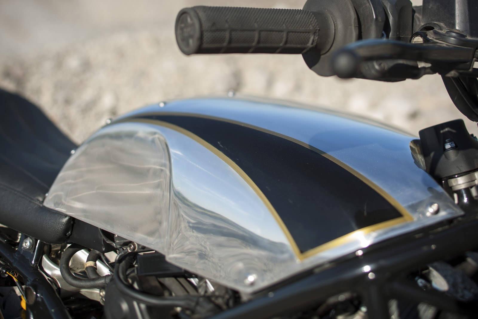 Ducati Flat Tracker 18