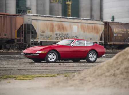 Ferrari Daytona Car 1 450x330 - 1973 Ferrari 365 GTB/4 Daytona
