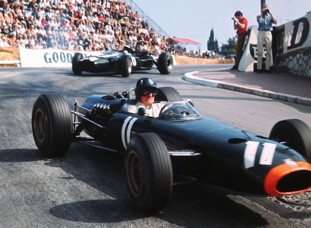 Graham Hill Formula 1 450x330 - Graham Hill Describes A Lap Of Monaco