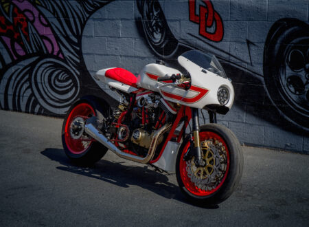 Harley Sportster Custom 5 450x330 - Harley-Davidson Speed Racer