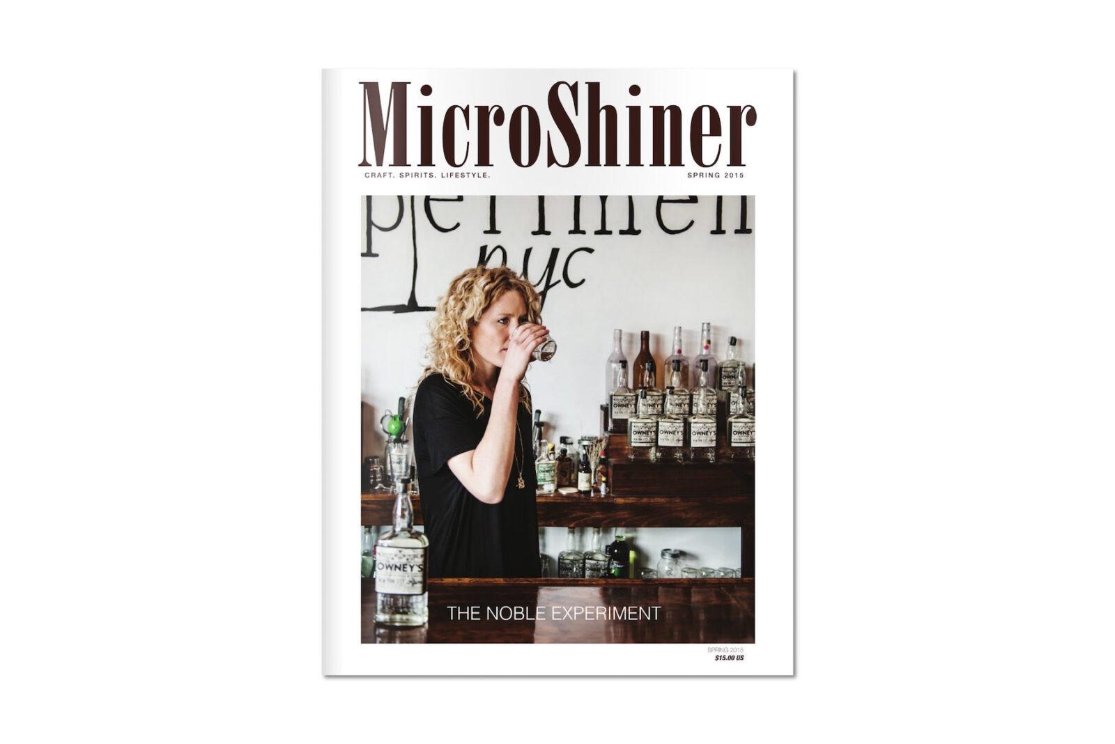 MicroShiner Magazine 1600x1068 - MicroShiner - Spring 2015