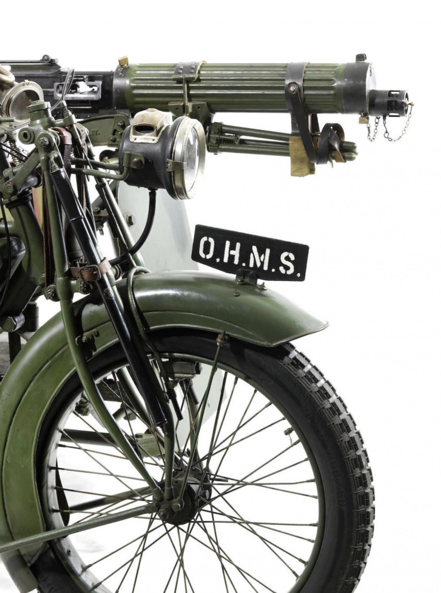 Military Motorcycle 2