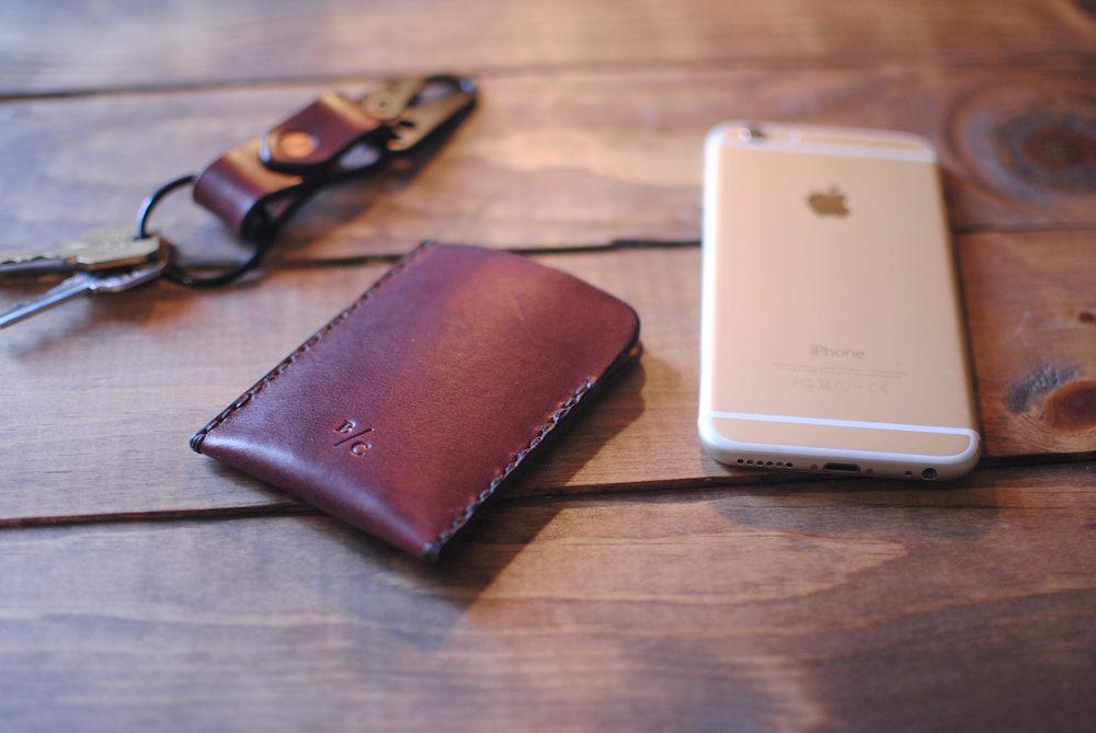 Minimalist Mens Wallet
