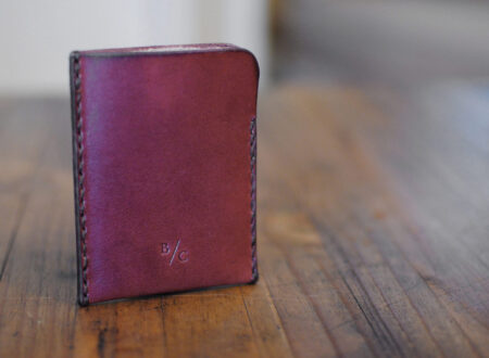 Minimalist Wallet 450x330 - Essential Wallet by Bici Couture