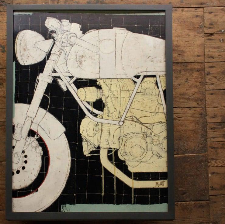 Motorcycle Art 1