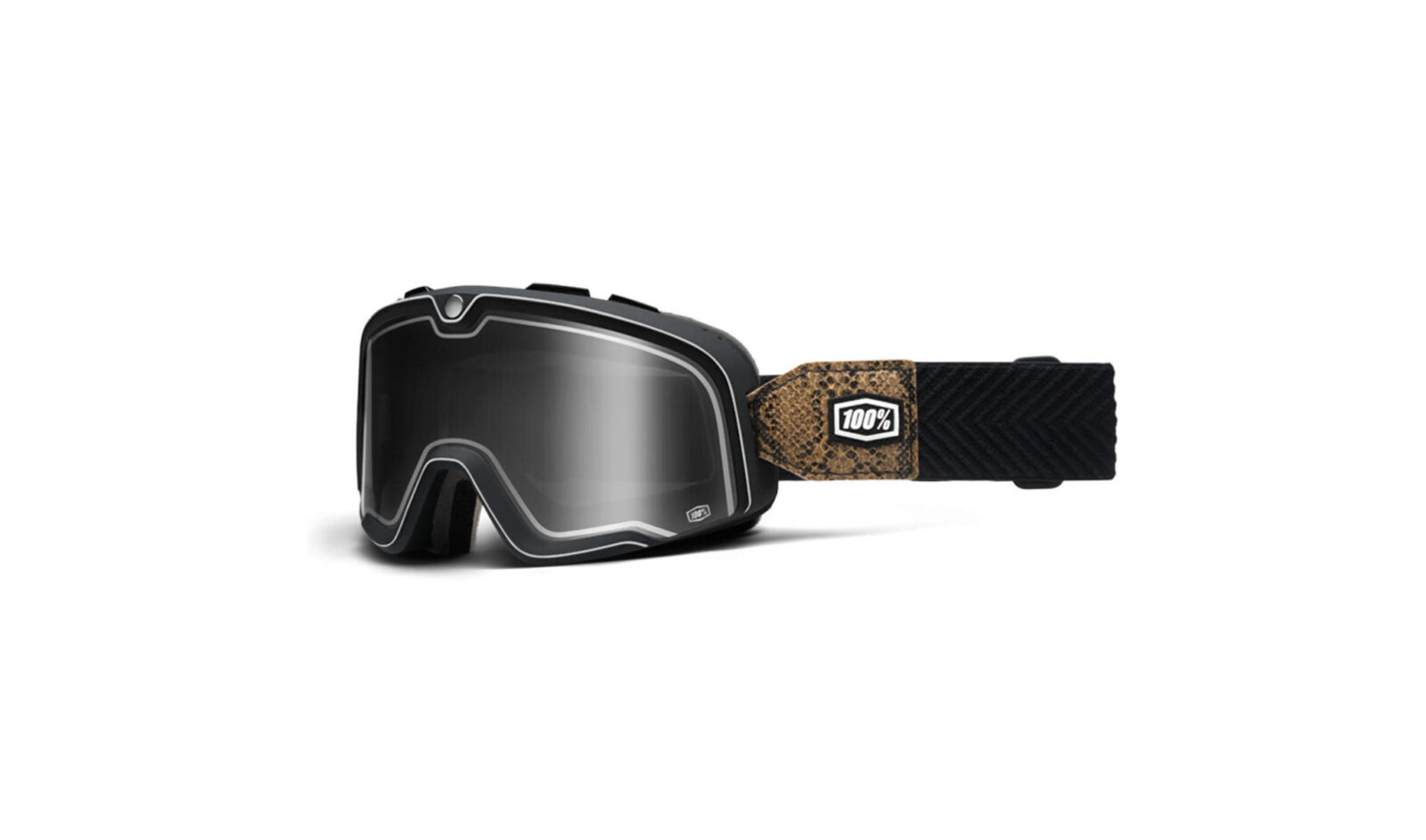 Motorcycle Goggles 1600x943 - 100% Barstow Snake River Goggles