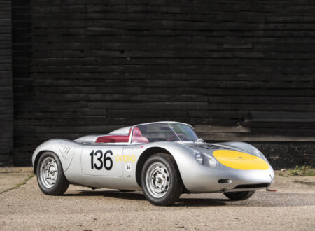 Porsche RS61 1 450x330 - Sir Stirling Moss' Porsche 718