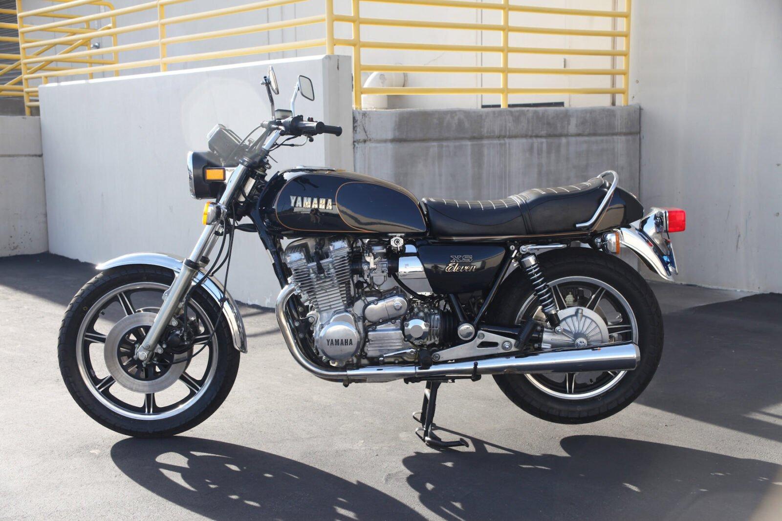 """Yamaha XS1100 Eleven 10 1600x1067 - Yamaha XS1100 """"Eleven"""""""