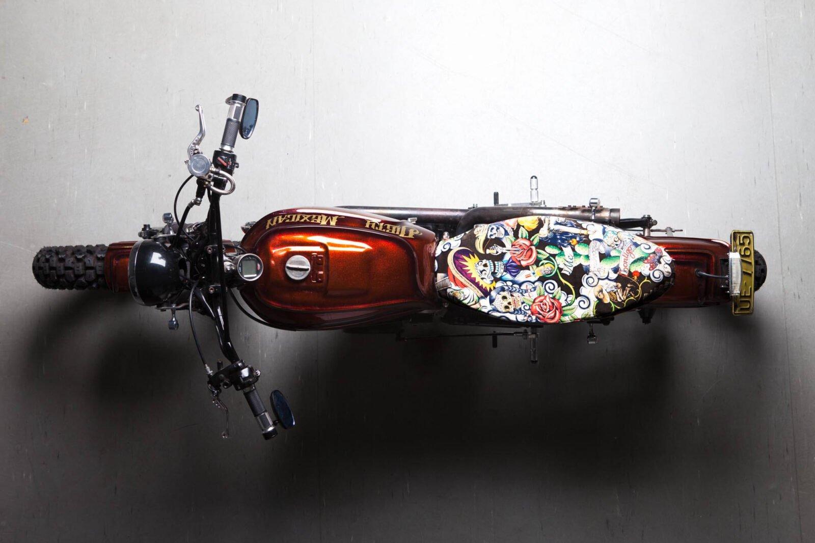 Yamaha XV750 14 1600x1066 - Yamaha XV750 Scrambler