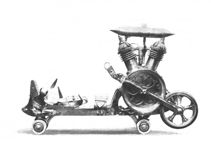 motorised roller skates