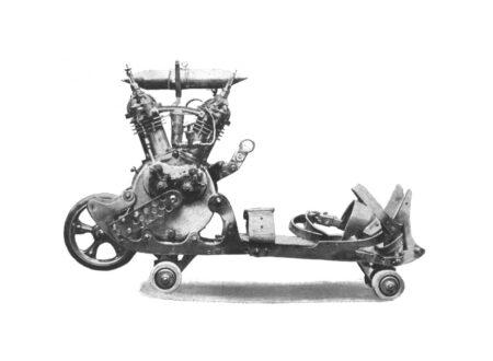motorized roller skates 450x330 - Motorized V-Twin Roller Skates
