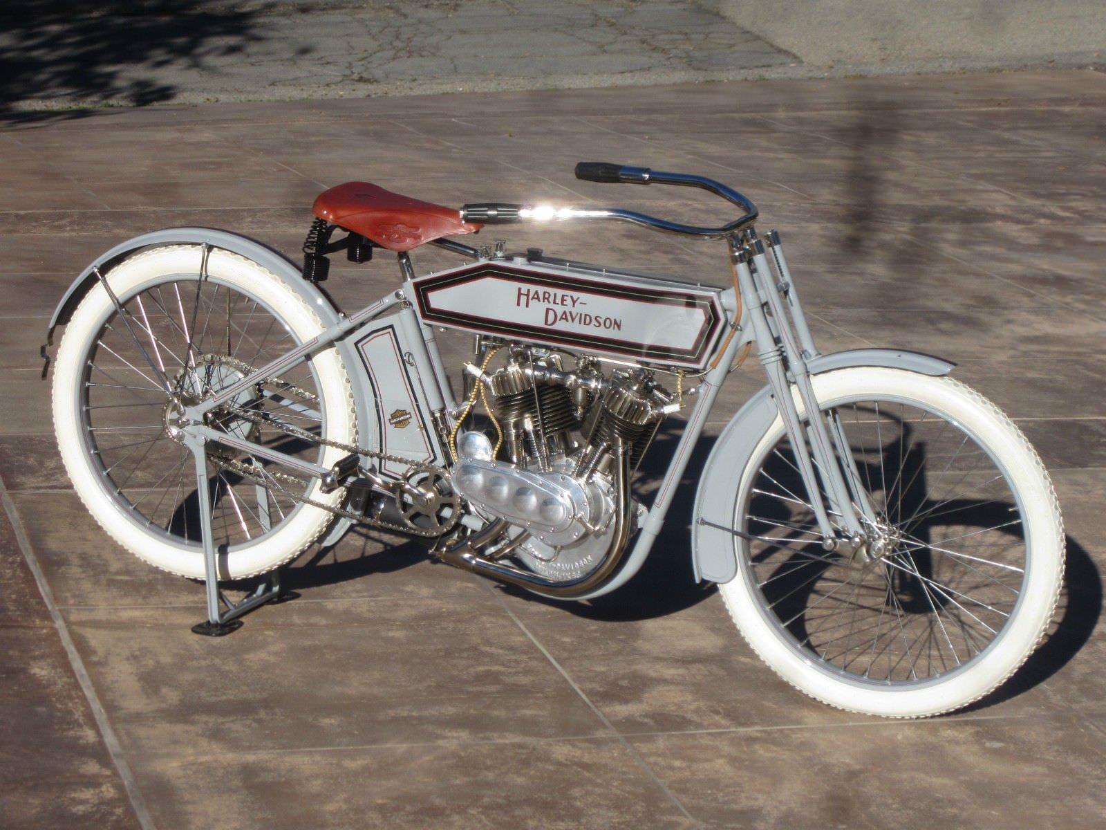 vintage-harley-davidson | Silodrome