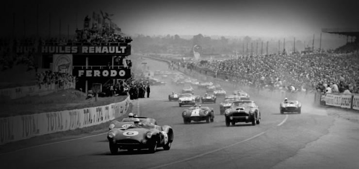 Aston Martin at Le Mans 1