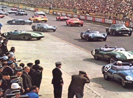 Aston Martin at Le Mans 450x330 - Aston Martin at Le Mans - 1959