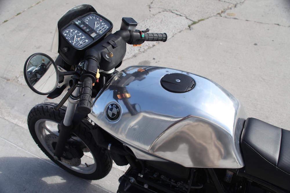 BMW K75 Streetfighter