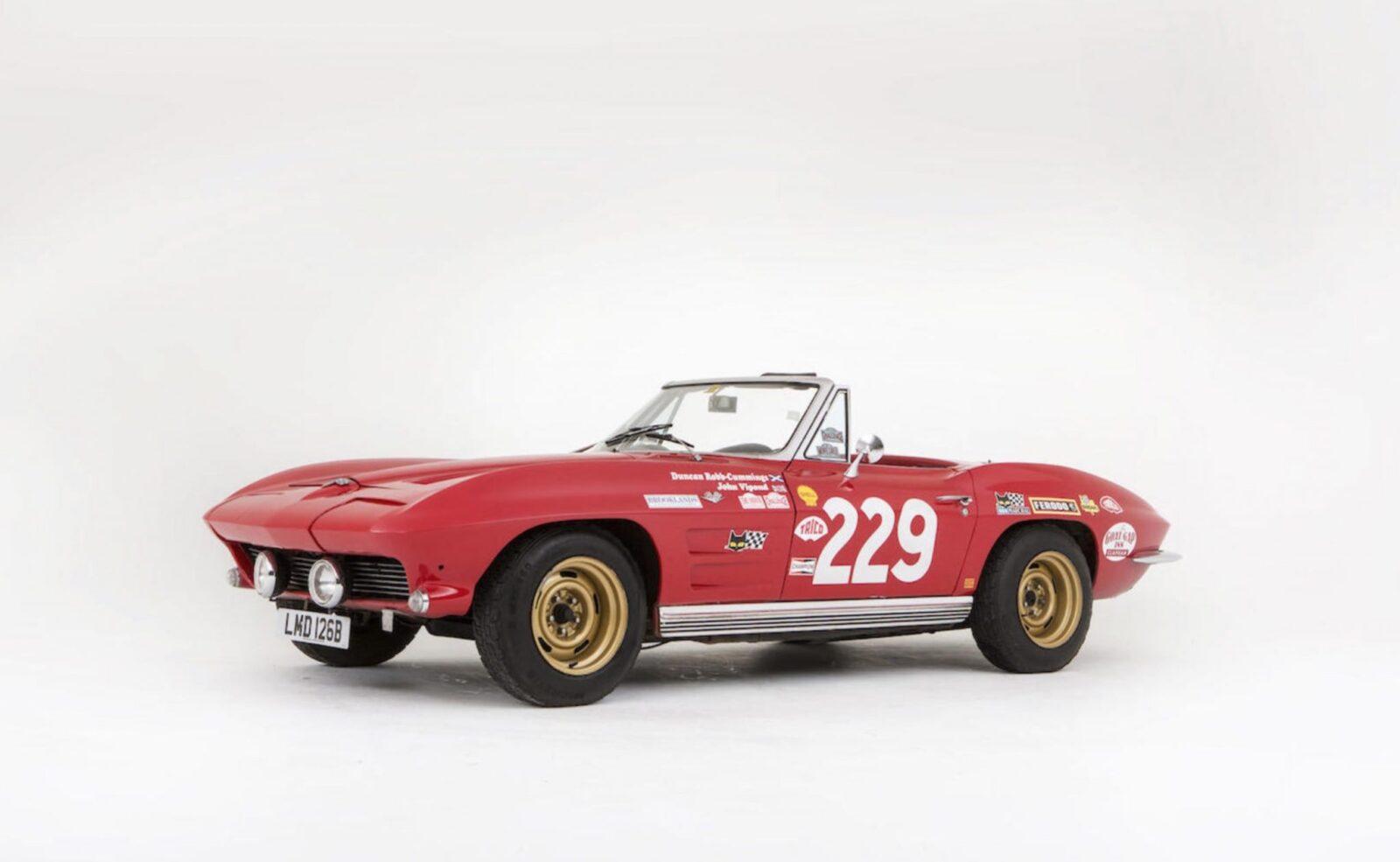 Chevrolet Corvette Sting Ray 6 1600x985 - 1964 Chevrolet Corvette Racer
