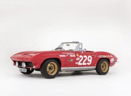 Chevrolet Corvette Sting Ray 6 450x330 - 1964 Chevrolet Corvette Racer