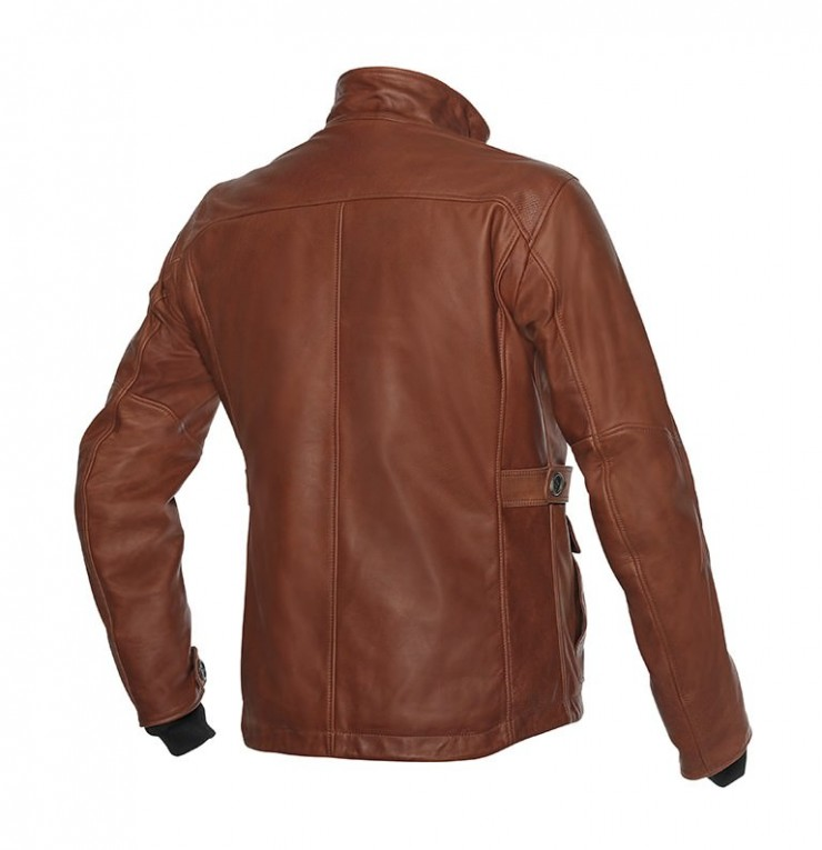 Dainese Harrison Motorcycle Leather Jacket