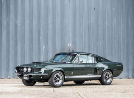 Ford Shelby Mustang GT500 1 450x330 - 1967 Shelby Mustang GT500