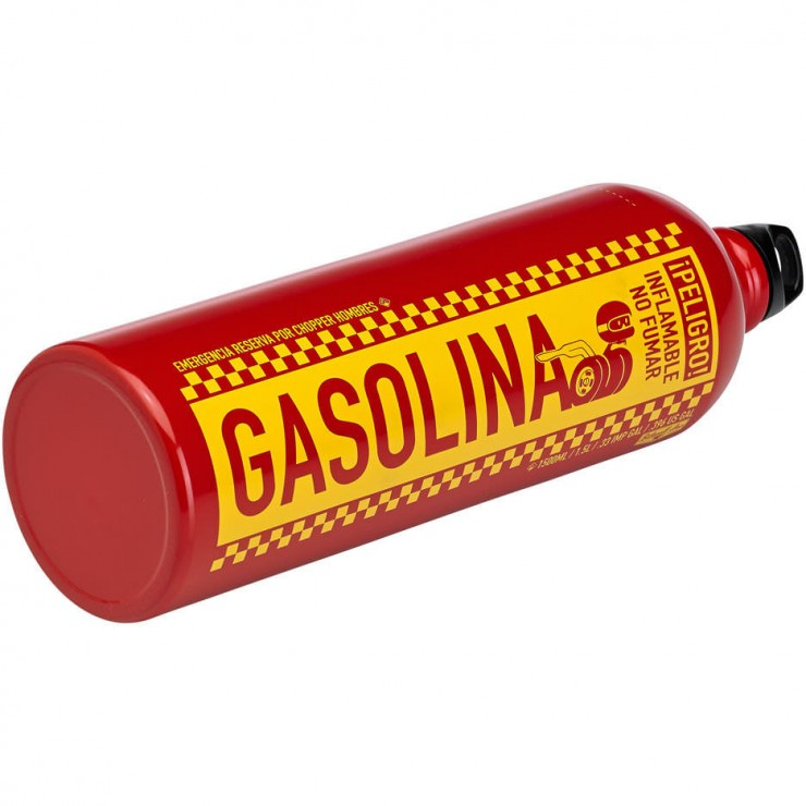 Gasolina Emergency Fuel Reserve Bottle 1