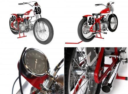 Harley CR250