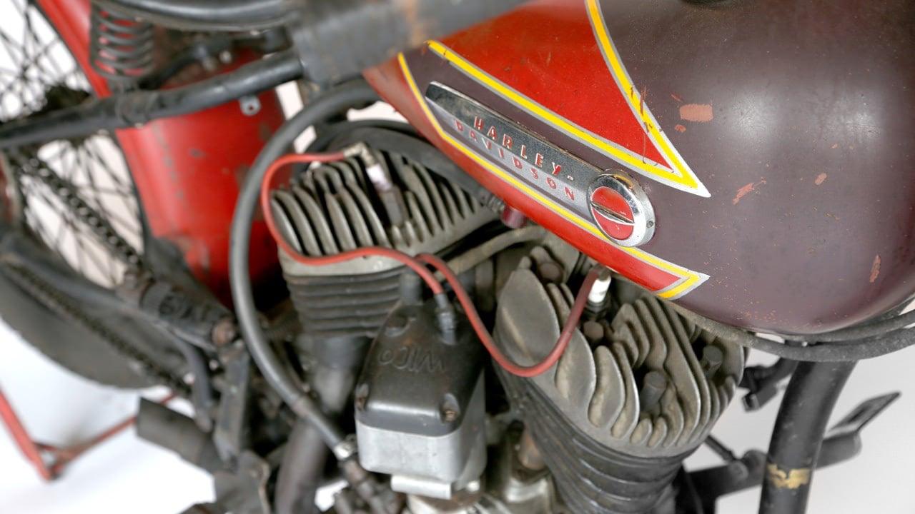 Harley Davidson Wr 750 Factory Racer Gps Wiring