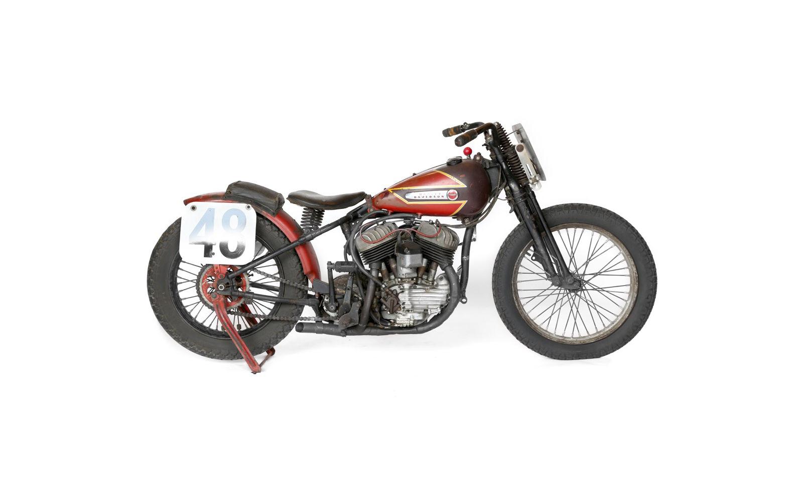 Harley Davidson: Harley Davidson WR 750 Factory Racer